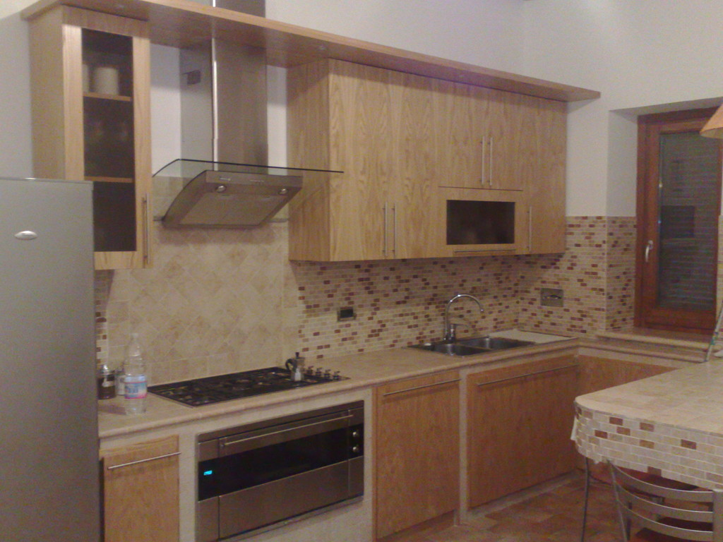 Pensili cucina in muratura free outlet e promozioni with for Pensili cucina in muratura