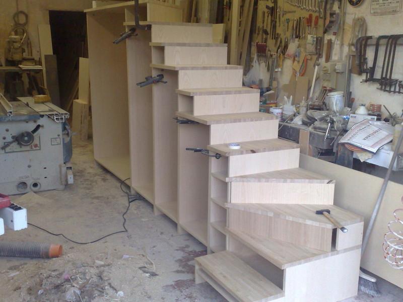 Il falegname artigiano pomezia roma armadi camere da letto cucine mobili porte su misura - Scrivania camera da letto ...